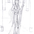 HumanSorceress rough