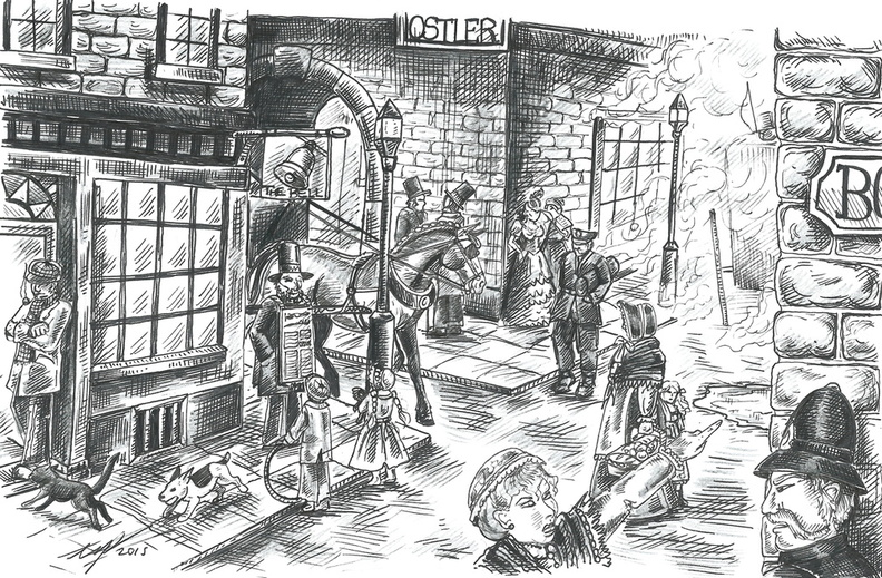 London gazetter street scene Tripe Ace Games.jpg