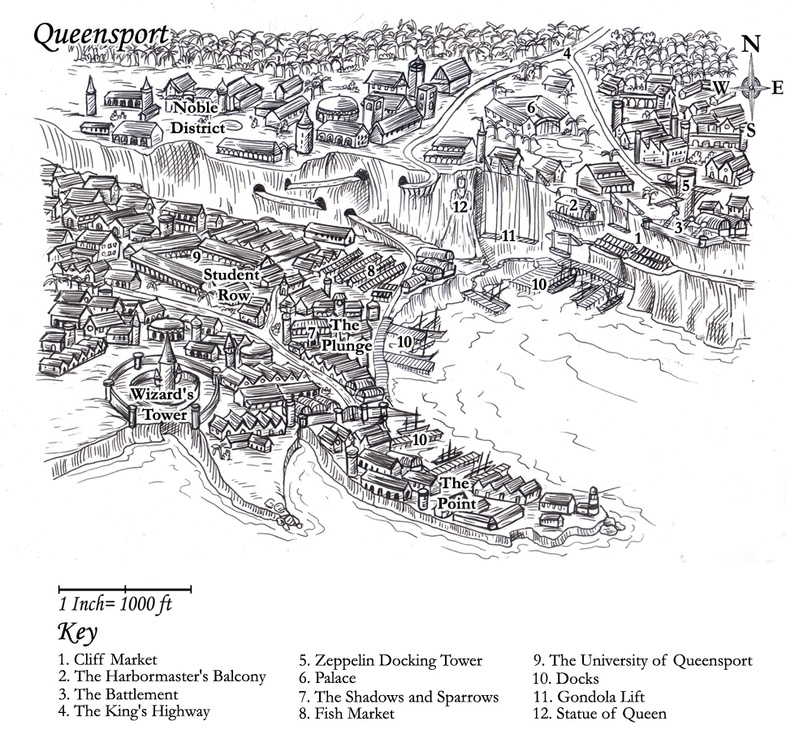 City of Queensport